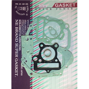 FB100 Motorcycle asbestos full gasket