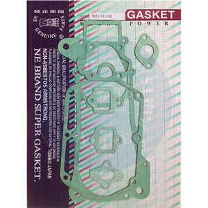 NIO-TEAM Motorcycle asbestos full gasket