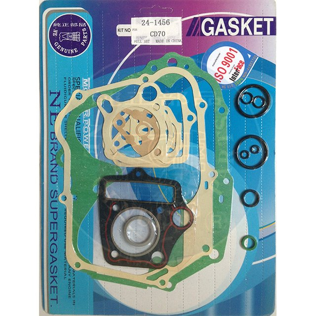 CD70 Motorcycle Non-asbestos full gasket